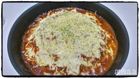 チーズたっぷりカレードリア
