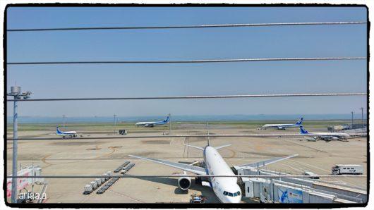 羽田空港 飛行機