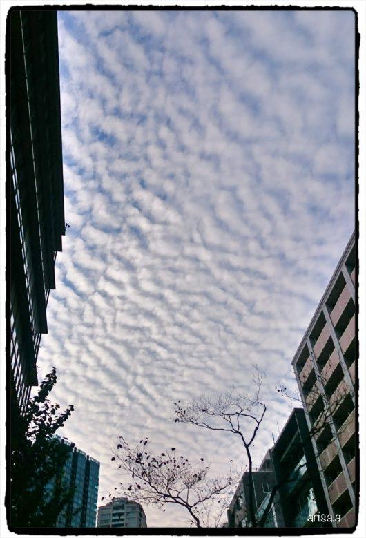 なみなみ雲