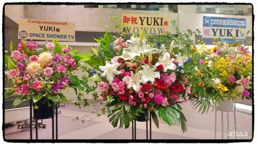 YUKIちゃんライブ